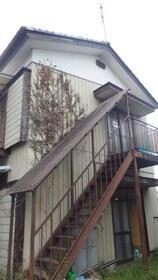 杉山アパートA棟外観写真