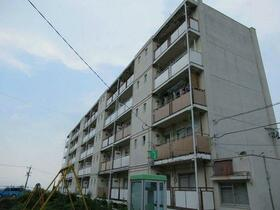 ビレッジハウス中津川第二1号棟外観写真