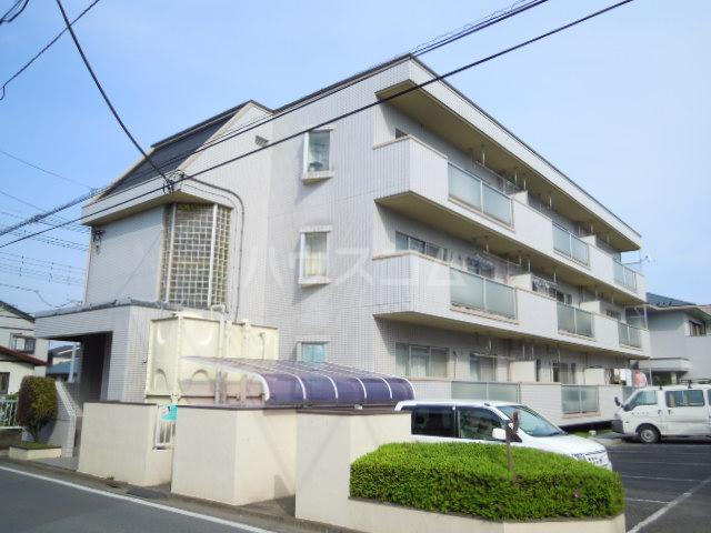 菊屋マンション外観写真