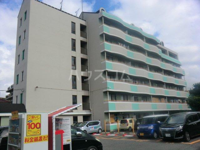 M・アクエリアス(7階建)外観写真