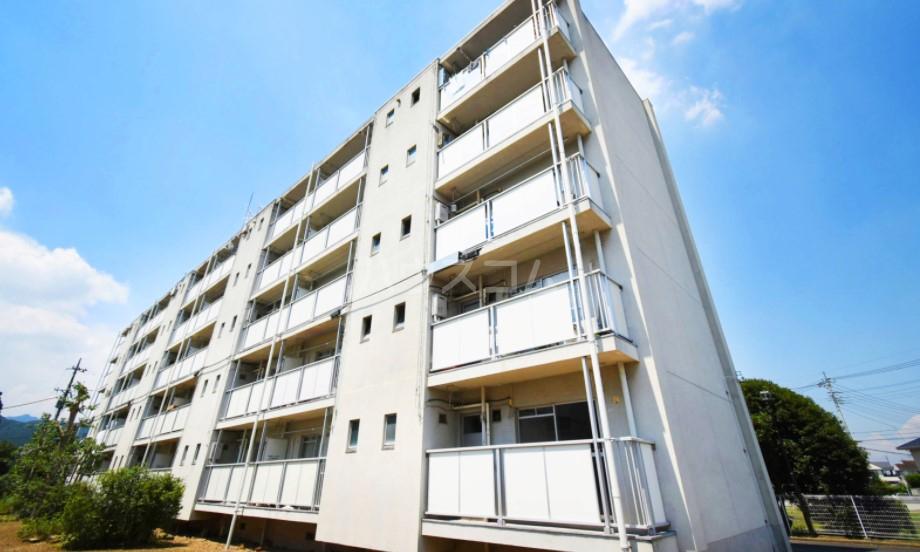 ビレッジハウス毛呂山1号棟外観写真