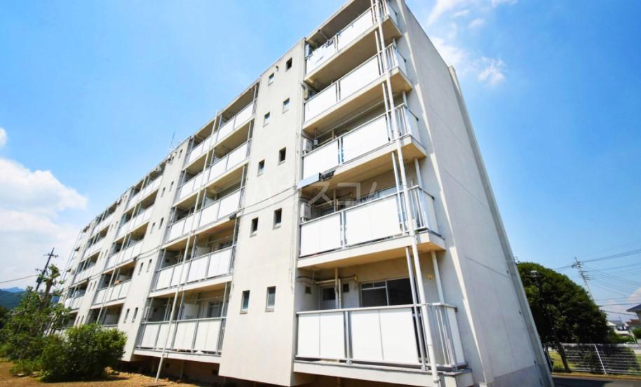 ビレッジハウス毛呂山2号棟外観写真