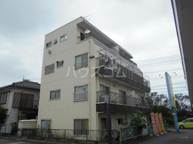 三芳セントラルマンション外観写真