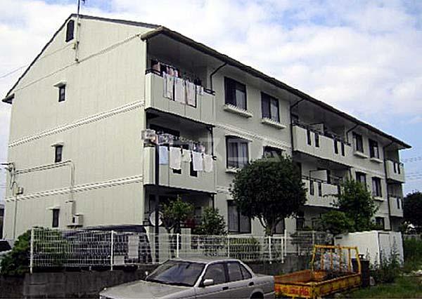ヴァンベール中井川外観写真