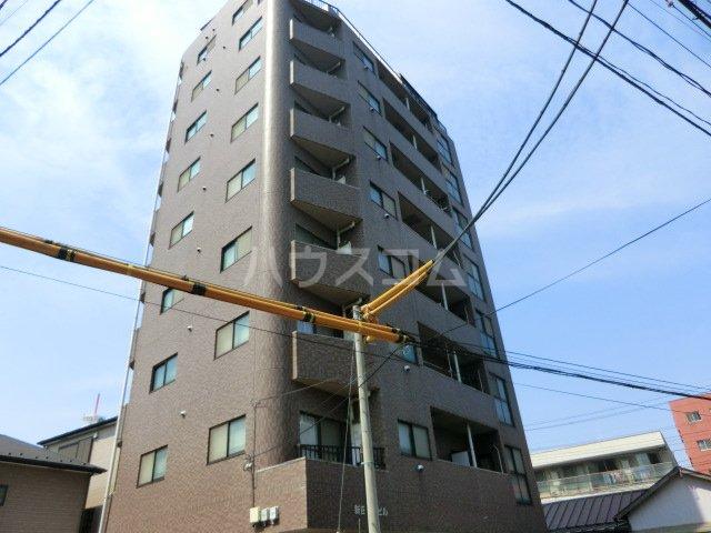 新田第9ビル 702号室の外観