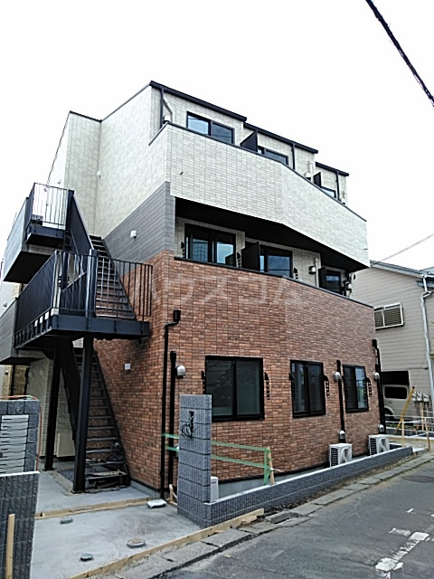 Auguri与野 3A号室の外観
