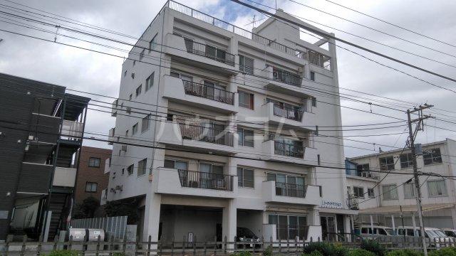 江ノ島シーサイドマンション外観写真