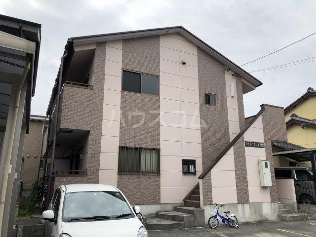 スカイハイツ戸田外観写真