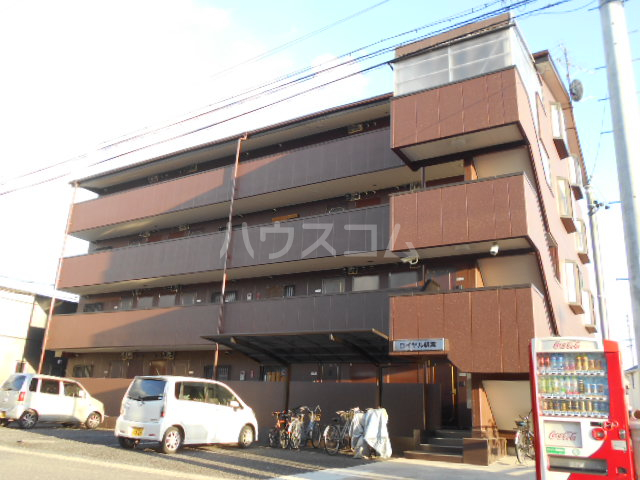 ロイヤル朝宮外観写真