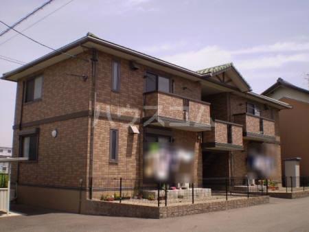 ハイツさくら 201号室の外観