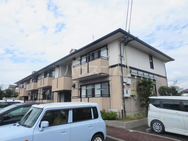ハイカムールSUWA A棟外観写真