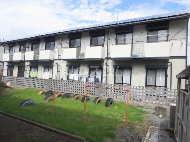 リバーサイドSUWA A棟外観写真