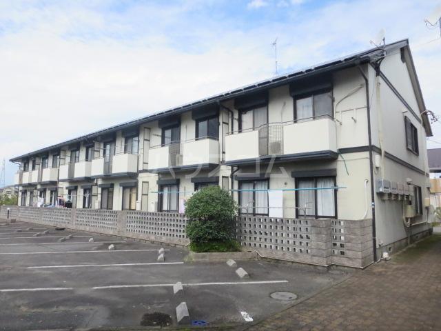 リバーサイドSUWA B棟外観写真