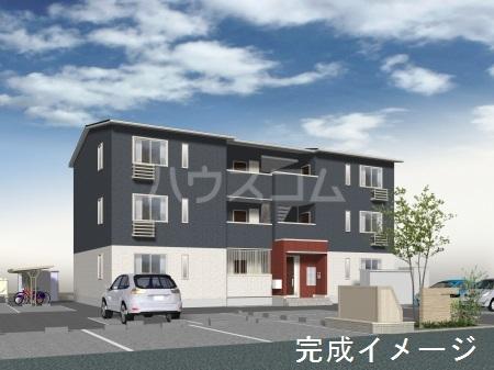 仮)D-room笠松町松栄町外観写真