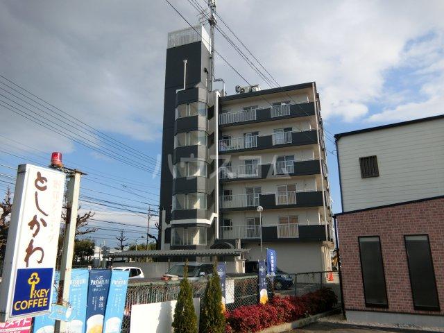 川本マンション外観写真