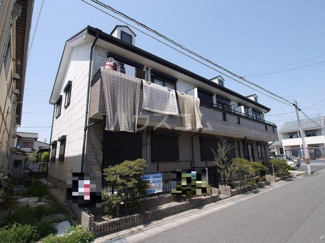 Uコーポ東阿倉川外観写真