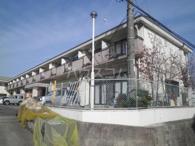 サンハイム山分B棟外観写真