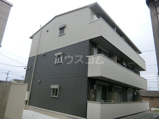 (仮)D-room東新町 A棟外観写真