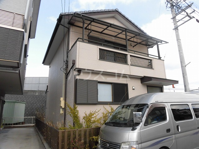 平成暮らしっくハウス四日市駅近外観写真