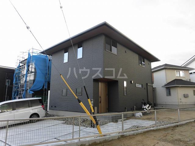 松本戸建外観写真