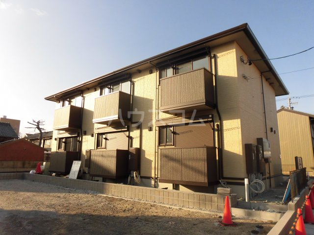 (仮)D-room新浜町外観写真