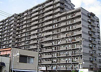 ジェイハイム東浜松外観写真