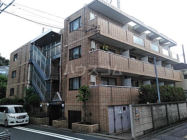 日興パレス桜新町外観写真