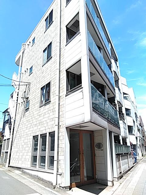 ニューバリュー桜新町外観写真