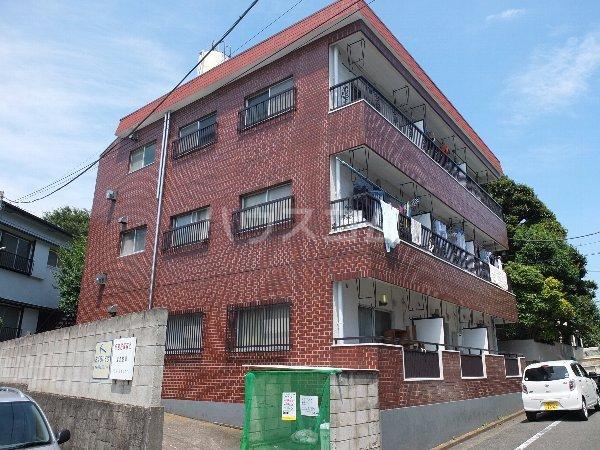 富士見グリーンハイツ 101号室の外観