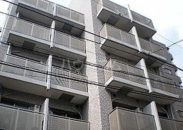 プロシード目黒青葉台 102号室の外観
