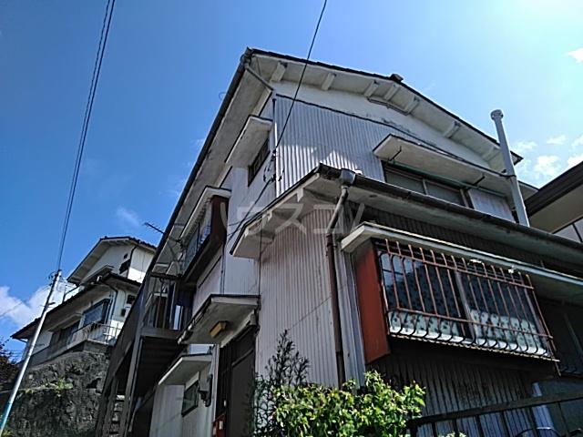 大岡アパート外観写真