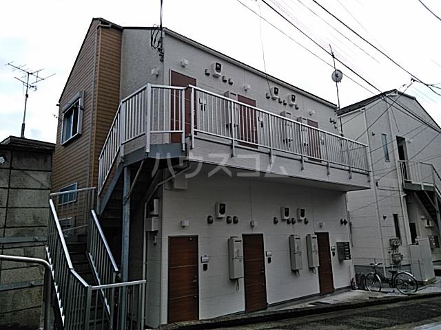 グレースヒルズ横浜西外観写真