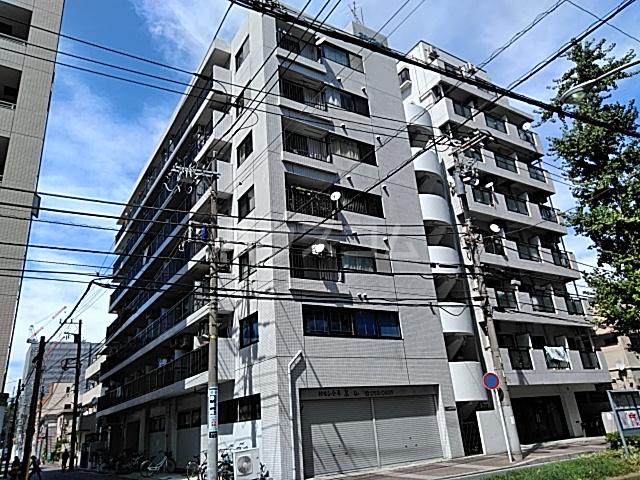 横浜大通り公園ハイツ外観写真