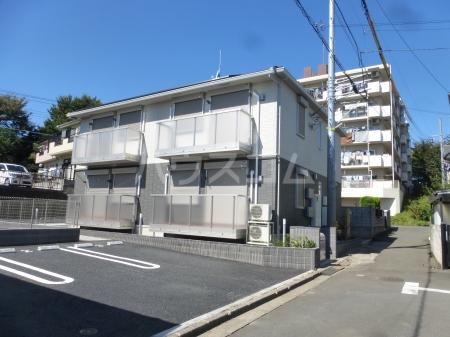 (仮)D‐room東新井町外観写真