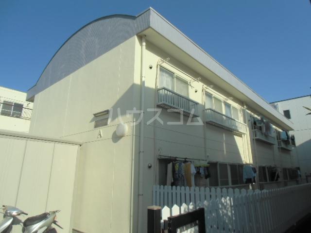 パインウェーブプレイスA棟外観写真