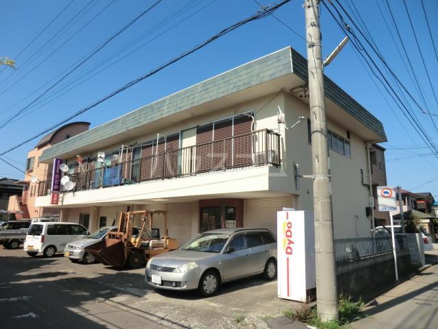鍋田アパート外観写真