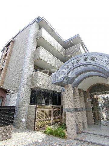 クリア吉塚 202号室の外観