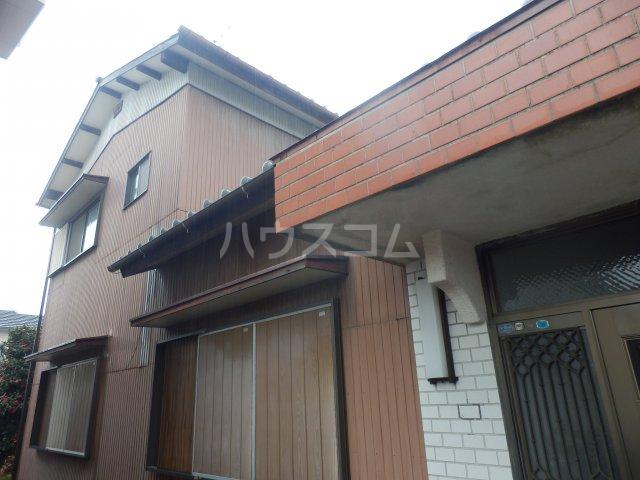 神沢三丁目貸家外観写真