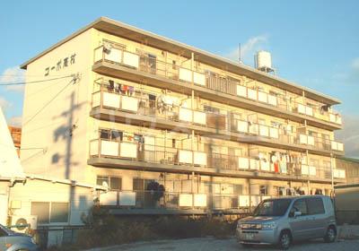 コーポ高村外観写真