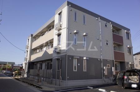 仮)D-room井内町 A棟外観写真