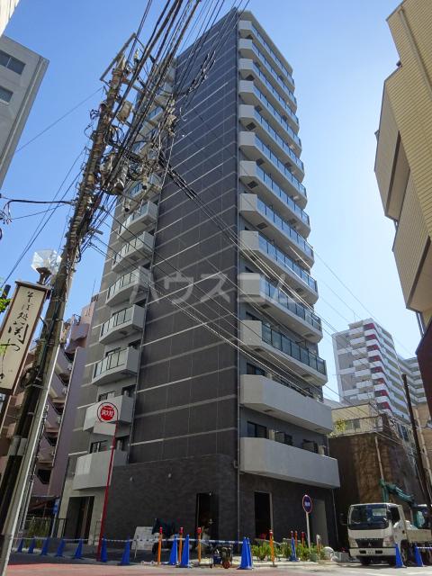 S-RESIDENCE松戸外観写真