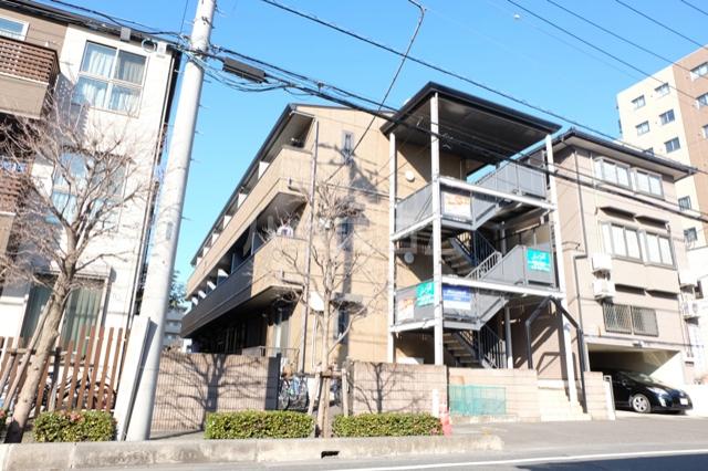 マーブル武蔵浦和外観写真
