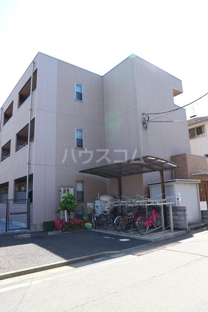 アンプルール フェール北戸田外観写真