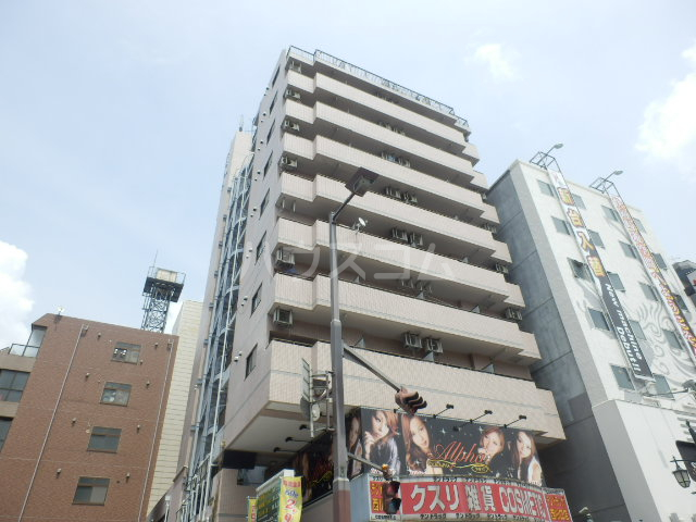 スカイコート西川口第5外観写真