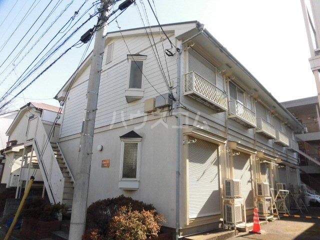 立川栄町フラットA棟外観写真