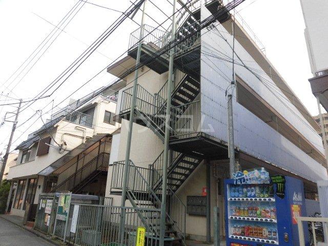 コーポヤジマ5号棟外観写真