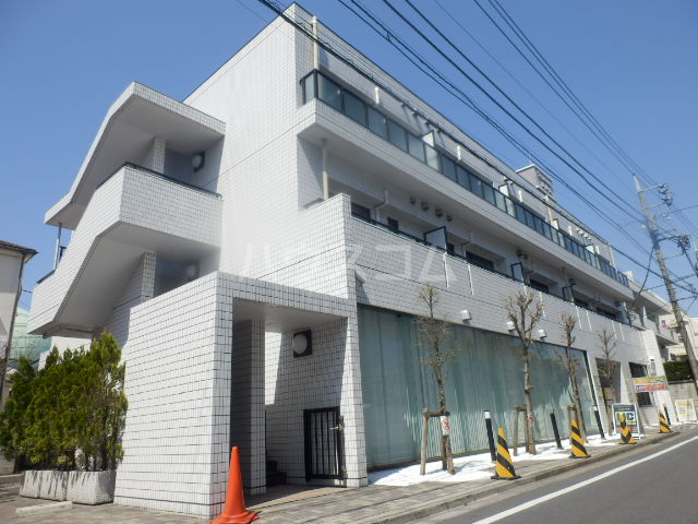 トヨタ東京教育センター別館 309号室の外観