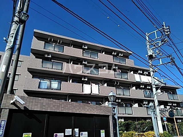 モナーク立川高松町外観写真