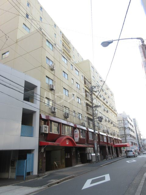 ライオンズ名古屋ビル外観写真