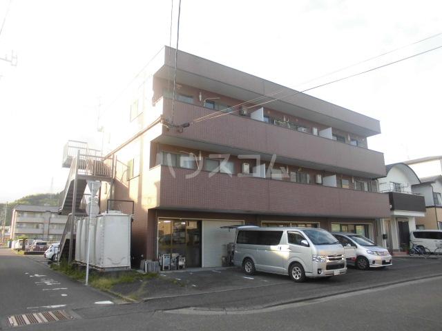 カメヤマ第二ビル外観写真